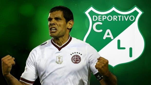 Ariete argentino Sand llega para unirse a Deportivo Cali