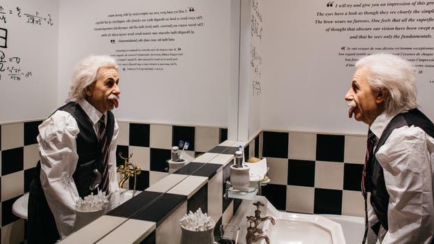 Museo dedicado a Chaplin en Suiza.