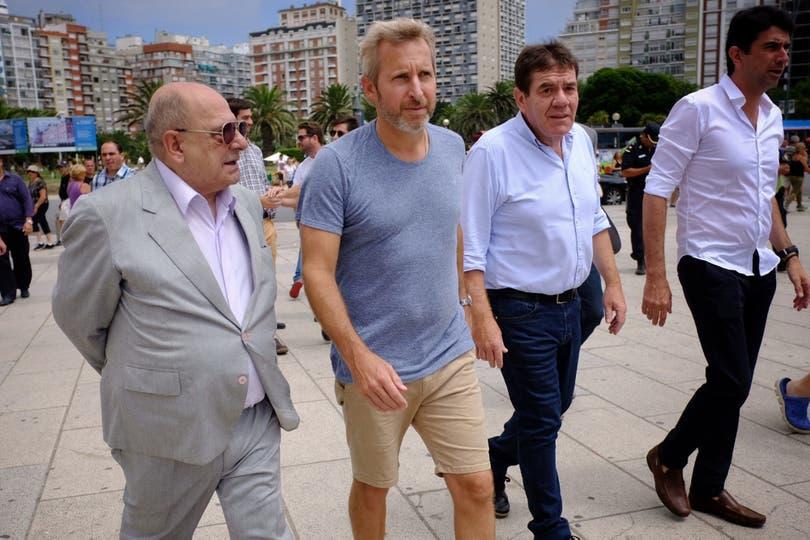 """Rogelio Frigerio: """"El Gobierno entiende que las paritarias tienen que ser libres"""""""