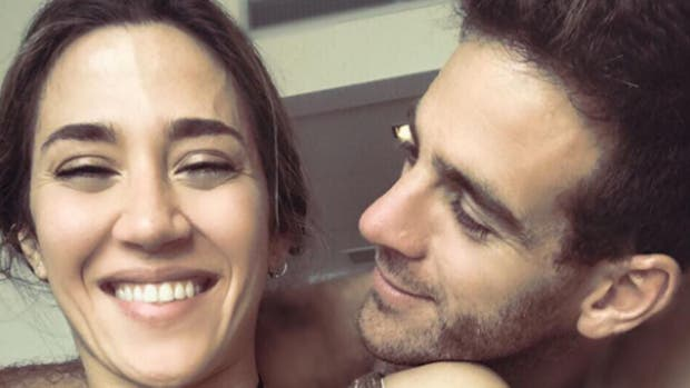 La foto sexy y veraniega de Jimena Barón junto a Del Potro