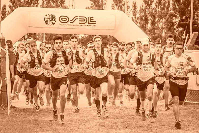En el Cruce Tandilia, en pleno verano argentino, el cuidado de los pies es fundamental para completar la carrera por etapas