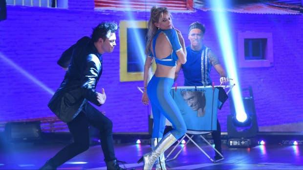 """ShowMatch: Carlos Bernal, Yanina Latorre y Cae en el """"Cuarteto en trío"""""""