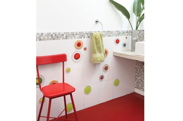 Baño: ideas para decorar con revestimientos - Living - ESPACIO LIVING