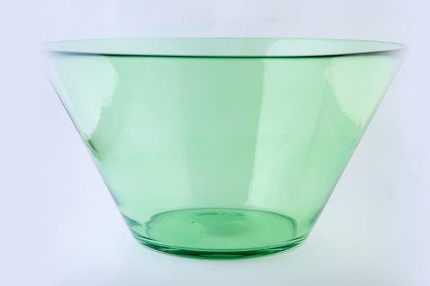 Ensaladera de vidrio - BARTOLOMEA.