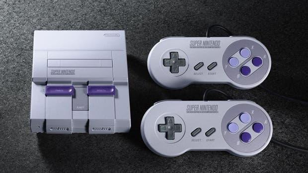 La Super NES Classic Edition