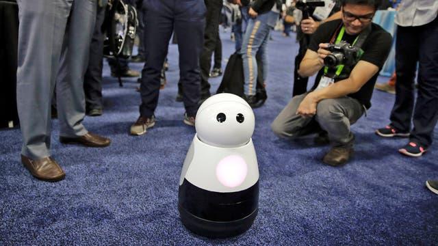 Robot hogareño Kuri, de Mayfield Robotics
