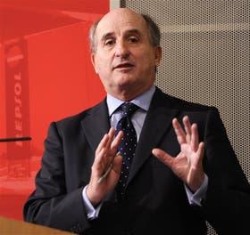 Antonio Brufau, CEO de Repsol