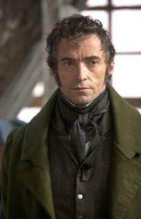 Jackman, metido en la piel de Jean Valjean. Foto: USA Today