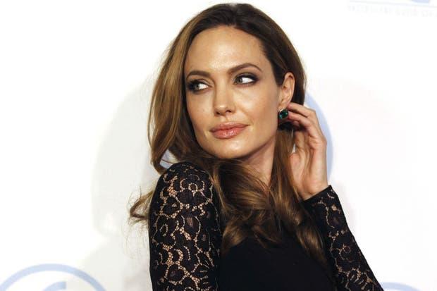 Angelina tomó una decisión difícil
