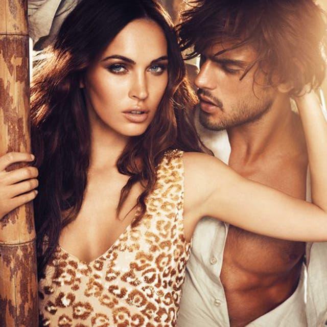 Una de las imágenes elegidas para promocionar la nueva fragancia de Avon