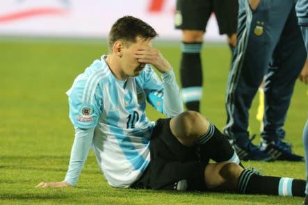 """""""Nunca lo había visto llorar a Messi como el otro día"""", reveló Lucas Biglia"""