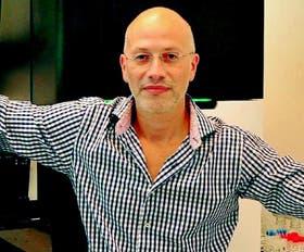 Martín Vázquez, investigador del Conicet en Indear