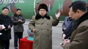 El dictador norcoreano