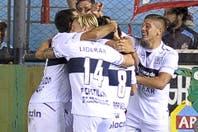 Tras la salida de Troglio, Gimnasia sorprendió a Arsenal en Sarandí: le ganó 1 a 0