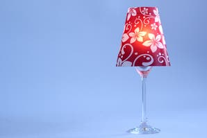Copas que son lámparas