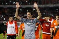 El día en que el Monumental le regaló a Marcelo Barovero 3 ovaciones y 16 momentos de aplausos