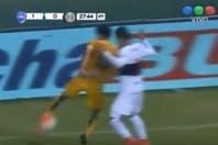 Boca 2-Olimpia 0: el lujo de Lodeiro, los goles del partido y el increíble tanto que se perdió Chávez