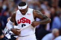 LeBron James anunció que no jugará para Estados Unidos en los Juegos Olímpicos