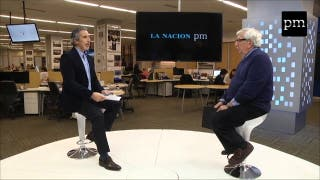 Entrevista a Dante Caputo