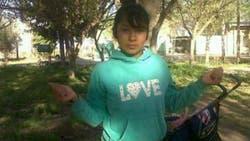 Ayelén Arroyo, de 19 años, era mamá de un bebe. Según sus amigos, había denunciado a su papá por intento de abuso sexual