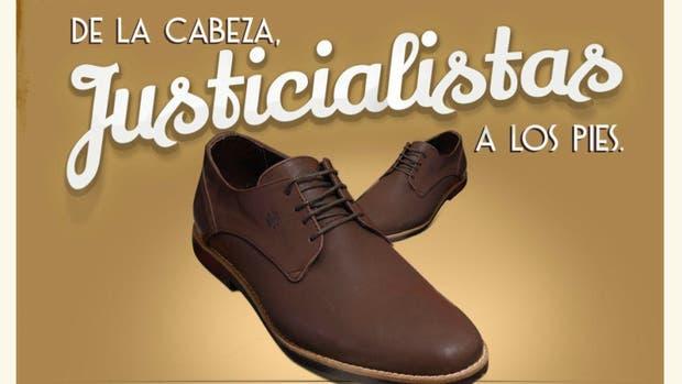 La empresa cordobesa que fabrica zapatos peronistas y critica a Mauricio Macri