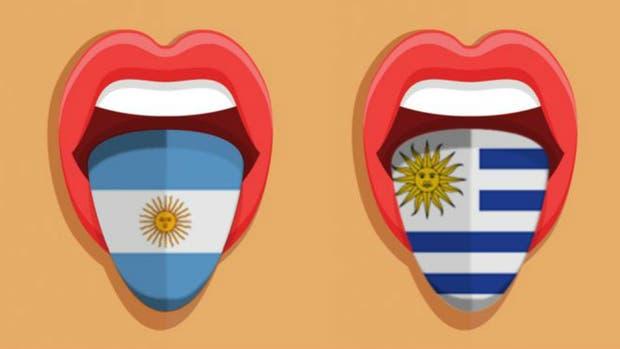 """Argentinos y uruguayos son fáciles de distinguir de cualquier otro hispanohablante por lo que popularmente se conoce como """"sheísmo""""."""