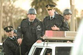 Se intensificaron los patrullajes policiales en distintos barrios de la ciudad de Montevideo