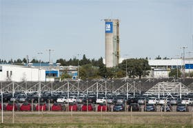 La planta de Rosario de GM frenará su producción seis días desde hoy