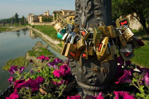 Puente Giuseppe Verdi Bridge, Parma, Italia. Foto: Corbis