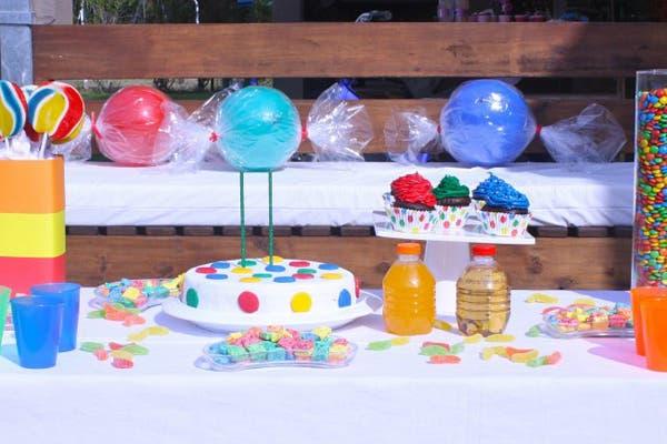Cuentan con todo tipo de productos para ambientar y festejar cumpleaños, comuniones y bautismos. Foto: Gentileza the Happy Factory