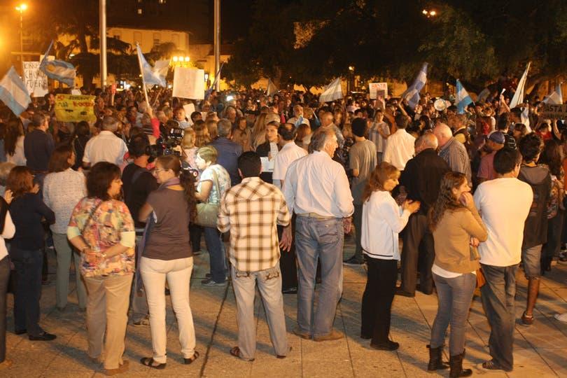 Rosario, Santa Fe. Foto: LA NACION / Amancio Alem