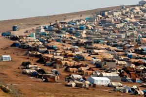 Estados Unidos y Turqu�a planean ubicar a los refugiados de Siria en una