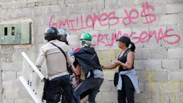 Son más de 400 los presos políticos en Venezuela hoy