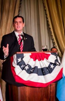 Se celebró el 241o. aniversario de la Declaración de la Independencia de los Estados Unidos en el Palacio Bosch. Foto: flickr Embajada de EE.UU.