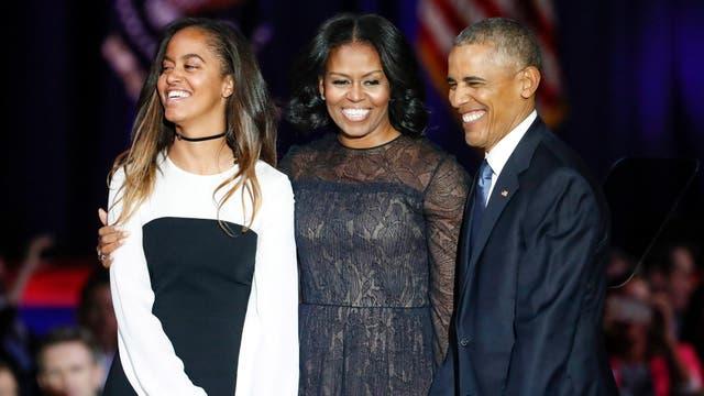 Cuál fue la frase del último discurso de Obama que se llevó todos los aplausos