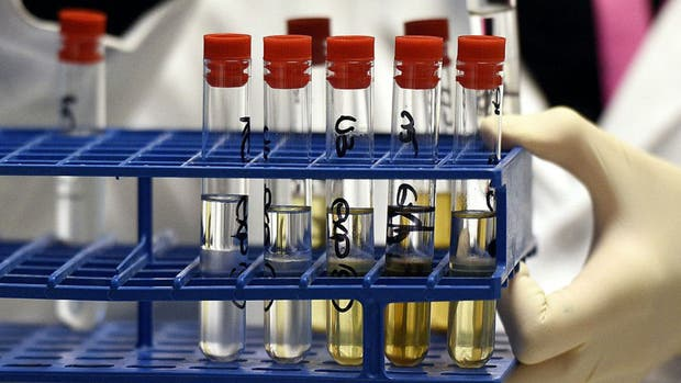 Hasta ahora, dos frascos contienen una sustancia vedada; un tercero sería letal para River