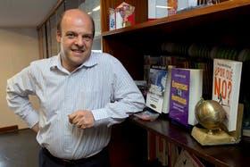 Alejandro Melamed es autor de tres libros