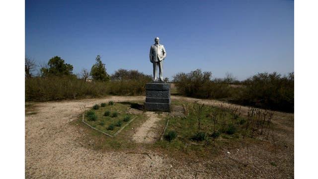 Asentamiento de Kovylnoye en el distrito Razdolnensky de Crimea