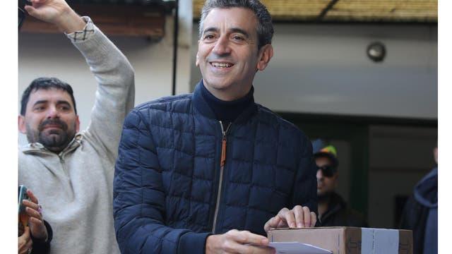 Randazzo votó en Gonnet
