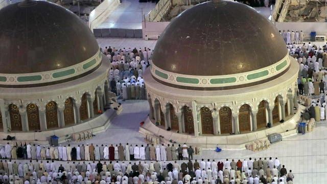 Borrar pecados y pedir perdón orientándose a Dios en el largo peregrinaje del haj