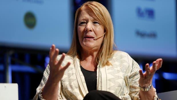 Margarita Stolbizer dijo que Cristina