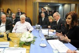 Consejo del Salario Mínimo, Vital y Móvil celebrado en el Ministerio de Trabajo