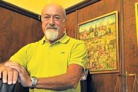 El camarista Ricardo Guarinoni habló con el diario Perfil luego de fallar a favor del Grupo Clarín por la ley de medios