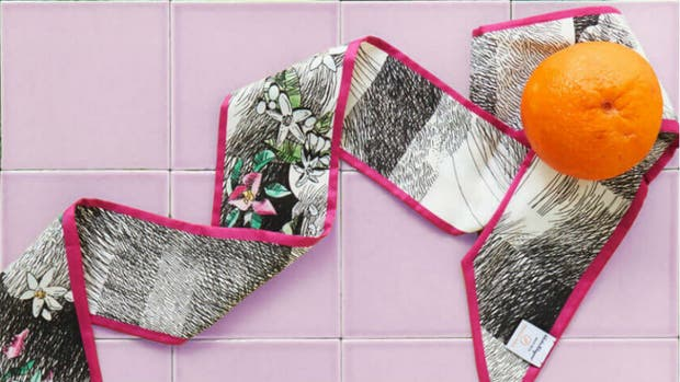 Orange Fiber es la empresa italiana en desarrollar un innovador textil sustentable a partir del cítrico