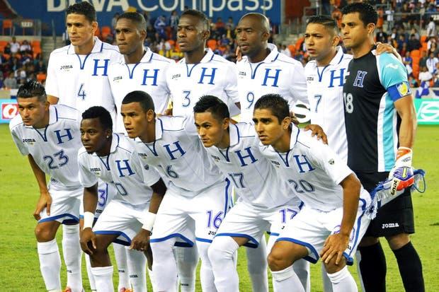 Honduras se clasifcó directamente por las eliminatorias de la Concacaf