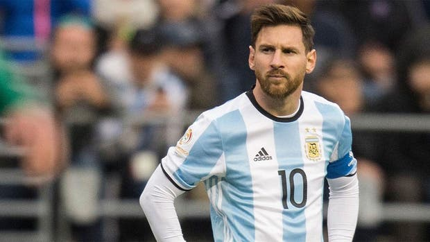Messi, la gran ilusión de la Argentina