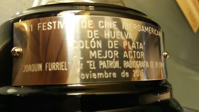 El premio al mejor actor, para Furriel