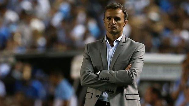 Pablo Lavallén es el nuevo DT de Belgrano