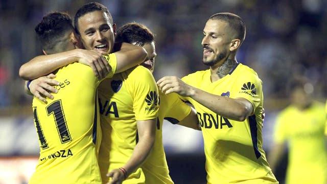 Boca-Belgrano 4-0