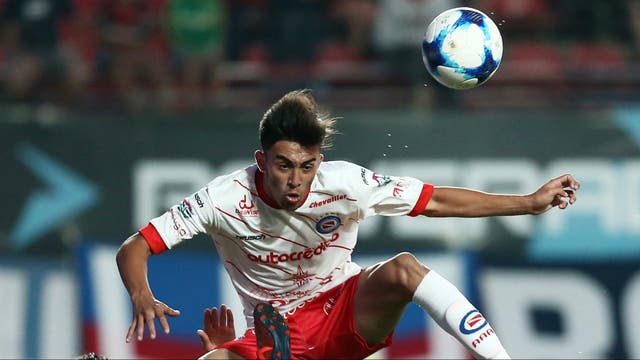 Argentinos Juniors vs Temperley, fecha 11 Superliga — En vivo